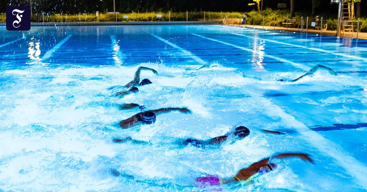 Schwimmbäder öffnen