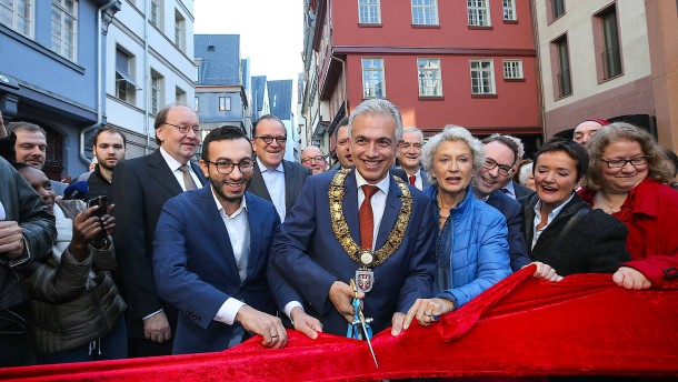 """Die Altstadt berührt die Menschen"""