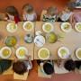 Zu Tisch: Krippenkinder in Hamburg (Archivfoto)