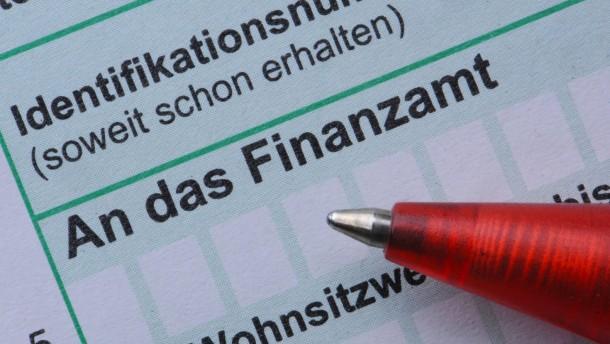 Entlastung der Steuerzahler soll möglichst nichts kosten