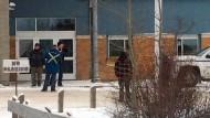 Schießerei an kanadischer Schule