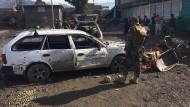 Mehr als 20 Tote bei Anschlag in Parachinar