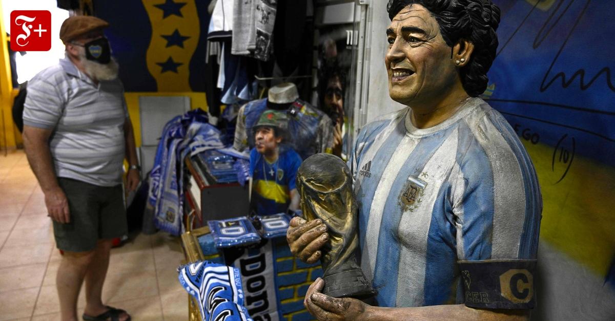 Der Kampf um sein Erbe: Was passiert mit Maradonas Millionen?