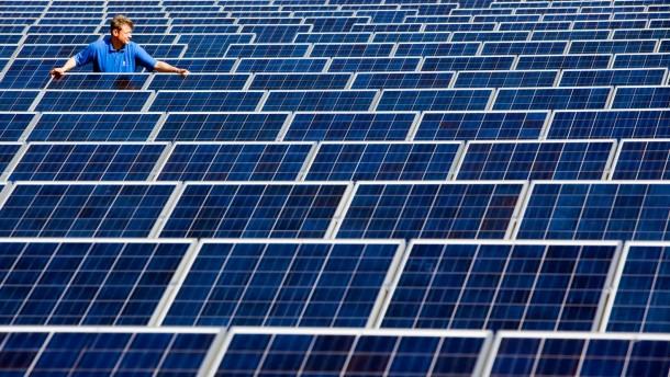 Solaranbieter Conergy schreibt weiter rote Zahlen
