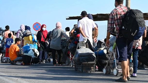 """""""Das Recht auf einen Asylantrag ist bedroht"""""""