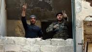 Syrische Armee drängt Rebellen immer weiter zurück