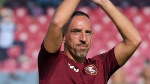 "Ribéry ist der ""neue König Süditaliens"""