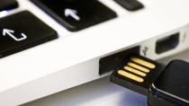Trojaner gelangen häufig per USB-Stick ins System.