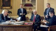 Ehemaliger Militärkommandeur sagt Trump ab