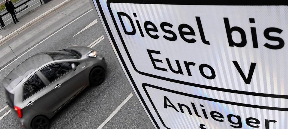 Diesel Kommentar Zur überwachung Von Autokennzeichen