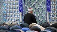 Türkei hat 970 Prediger nach Deutschland geschickt