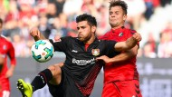 Kevin Volland in Aktion.