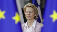 Muss weiter um den Starttermin als Kommissionspräsidentin bangen: Ursula von der Leyen
