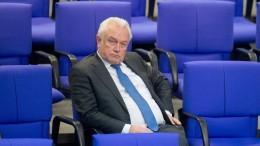 Kubicki kritisiert Abschiebung von Sami A.