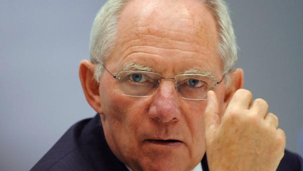 Nicht genutzte Hilfsangebote - Schäuble kritisiert Griechenland
