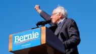 Bernie Sanders ist zurück ? und fühlt sich bereit für das Präsidentenamt.