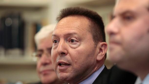 Stournaras zum Finanzminister ernannt