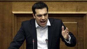 Griechisches Parlament stimmt für Referendum