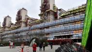 Hier fanden die Versuche statt – ganz freiwillig: Uniklinik der RWTH Aachen
