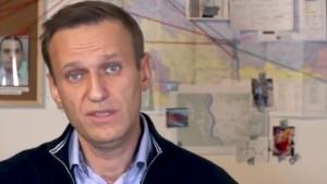 """""""Nawalnyj hatte Glück"""""""