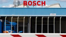 Bosch streicht 1850 Stellen