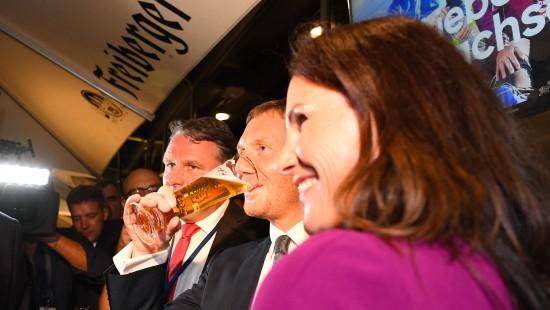 CDU hat AfD auf Distanz gehalten