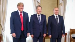 """""""Man sollte sehr vorsichtig sein, wenn man Putin trifft"""""""