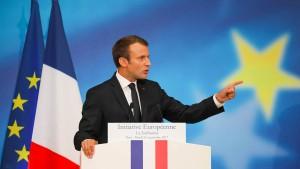 Albtraum für Paris