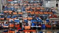 Viele Flüchtlinge in Essen sind im Norden der Stadt untergebracht.