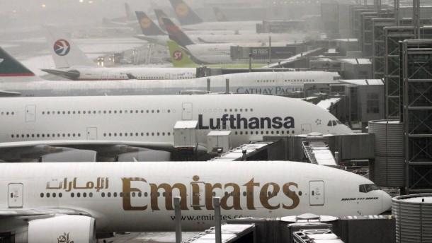 Die Lufthansa entdeckt den Kunden