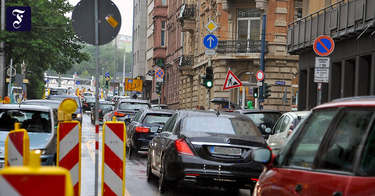 Verkehr Mainz Aktuell
