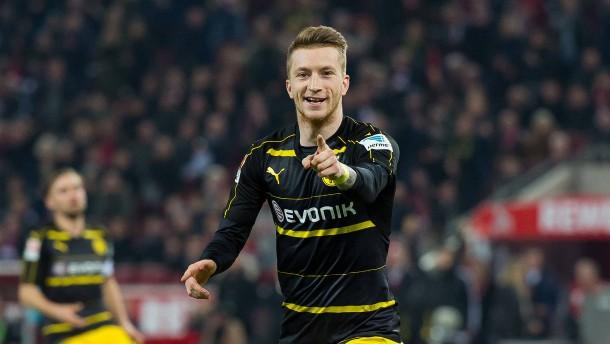 Dortmunder Happy End durch Reus