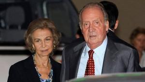 """Juan Carlos warnt Separatisten vor """"Hirngespinsten"""""""