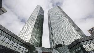 Deutsche Bank muss Ausstieg aus dem Investmentbanking durchrechnen