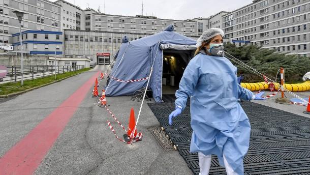 Virologe fordert Lockerung der Quarantäne für Ärzte