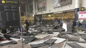 """IS droht mit """"weiteren schwarzen Tagen"""""""