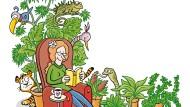 Wie nachhaltig sind Zimmerpflanzen?