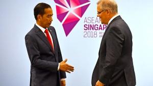 Indonesien friert Handelsvertrag mit Australien ein
