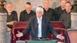 Zentralrat der Juden warnt vor Antisemitismus in Moscheen