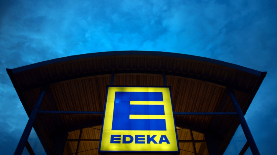 Edeka-Supermarkt in Köln