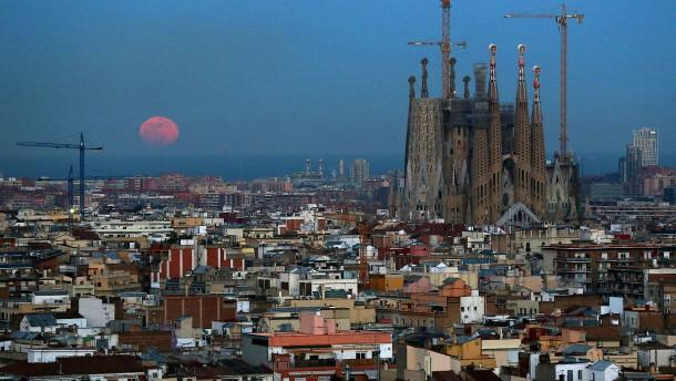 Barcelona verhängt Fahrverbot für ältere Autos