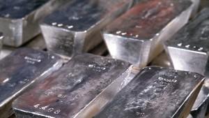 Der Silberpreis wird neu bestimmt