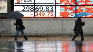 Das japanische Pandemierätsel