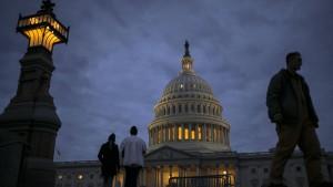 Senat stimmt Kompromiss zu