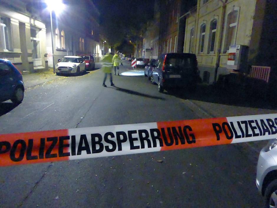 Der Nervenkitzel des Tatsächlichen – ein Tatort in Hameln.