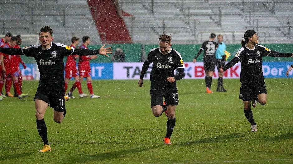 Bayern verpasst DFB-Pokal-Achtelfinale