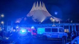 Mann am Berliner Tempodrom erschossen