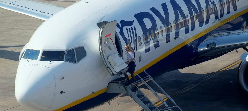 Ryanair Droht Kranken Piloten Mit Kündigung