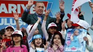 Erdogans großer Tag