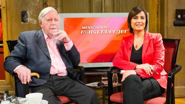 """Helmut Schmidt und Deutschlands """"beschissene Lage"""""""